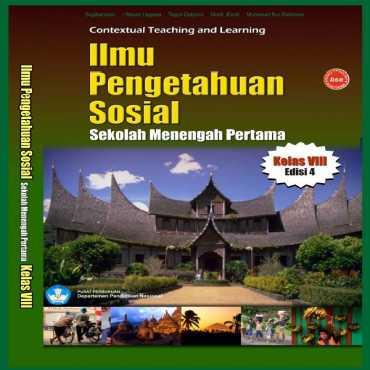 Ilmu Pengetahuan Sosial Kelas 8 I Wayan Legawa Sugiharsono Teguh Dalyono 2008