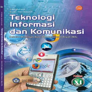 Kelas 11 SMA Teknologi Informasi dan Komunikasi Ali Muhson