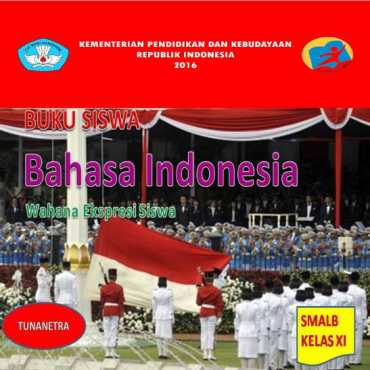 Buku Siswa Bahasa Indonesia Tunanetra Ratih Trimartanti