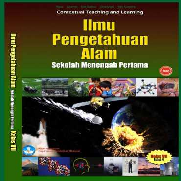 Ilmu  Pengetahuan Alam Kelas VII Kelas 7 Wasis Sukarmin Elok Sudibyo Utiya Azizah 2008