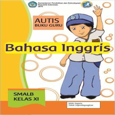 Buku Guru Bahasa Inggris Autis
