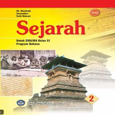 Sejarah 2 Kelas 11 Sh Musthofa Suryandari Tutik Mulyati 2009