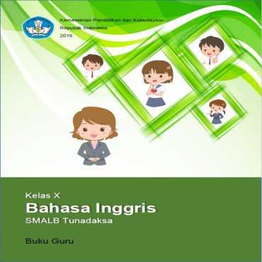 Buku Guru Bahasa Inggris Tunadaksa