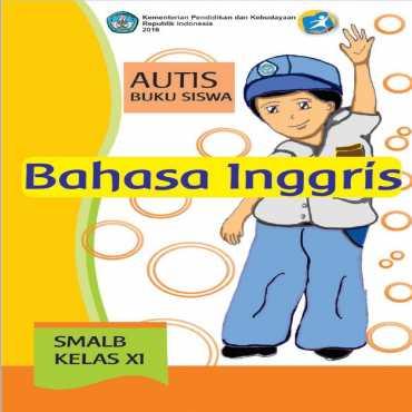 Buku Siswa Bahasa Inggris Autis
