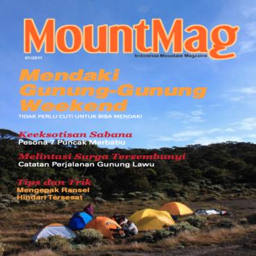 MountMag Edisi 1 - Mendaki Gunung-Gunung Weekend