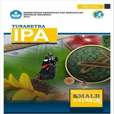 Buku Guru IPA Tunanetra Utiyah Azizah