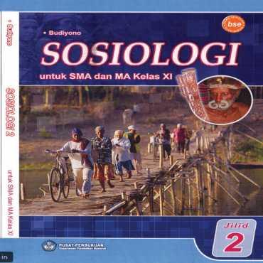 Sosiologi 2 Kelas 11 Budiyono 2009