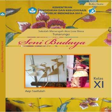 Buku Guru Seni Budaya Tunarungu Aep Saefulah