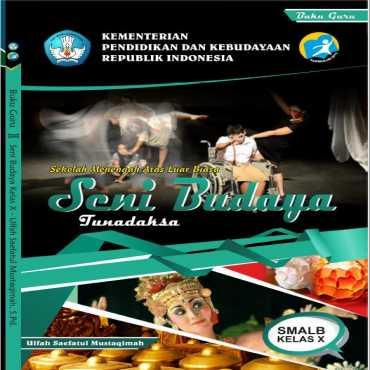 Buku Guru Seni Budaya Tunadaksa Ulfah Saefulah