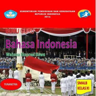 Buku Guru Bahasa Indonesia Tunanetra Ratih Trimartanti