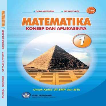 Matematika Konsep dan Aplikasinya Kelas 7 Dewi Nuharini Tri Wahyuni 2008