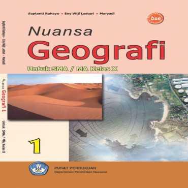 Nuansa Geografi 1 Kelas 10 Saptanti Rahayu Eny Wiji Lestari Maryadi 2009