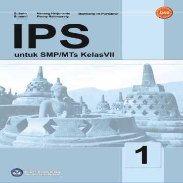 IPS 1 Kelas 7 Nanang Herjunanto Penny Rahmawati Sutarto Sunar 2009