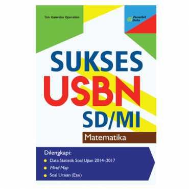 Sukses USBN Matematika untuk SD/MI