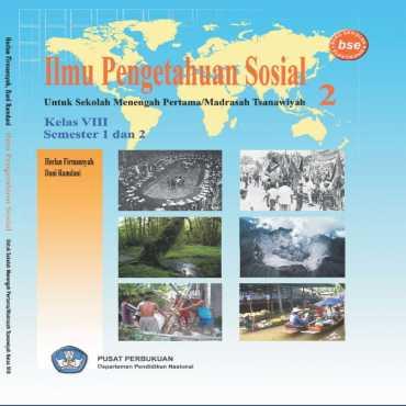 Ilmu Pengetahuan Sosial 2 Kelas 8 Herlan Firmansyah Dani Ramdani 2009