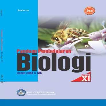 Panduan Pembelajaran Biologi Kelas 11 Suwarno 2009