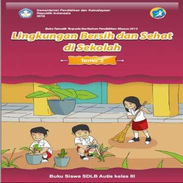 Buku Siswa Kelas III 2016 Autis Tema 2