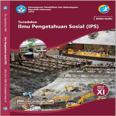 Buku Guru IPS Tunadaksa Supriyanto
