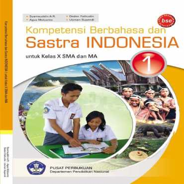 Kompetensi Berbahasa dan Sastra Indonesia Kelas 11 Syamsuddin AR Agus Mulyanto Deden Fathudin 2009
