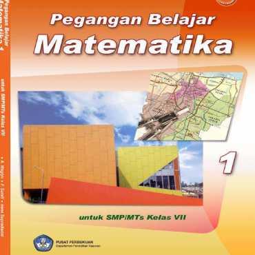 Pegangan Belajar Matematika 1 Kelas 7 A Wagiyo F Surati Irene Supradiarini 2008