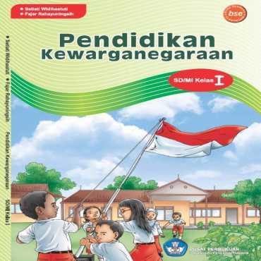 Pendidikan Kewarganegaraan Kelas 1 Setiati Wadihastuti Fajar Rahayuningsih 2008