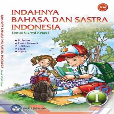 Indahnya Bahasa dan Sastra Inddonesia 1 Kelas 1 H Suyatno Ekarini Saraswati T Wibowo Sawali 2008