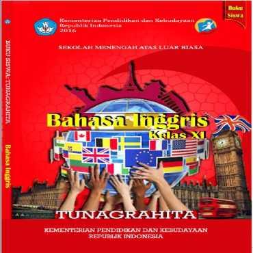 Buku Siswa Bahasa InggrisTunagrahita
