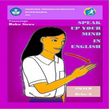 Buku Siswa Bahasa Inggris Tunarungu