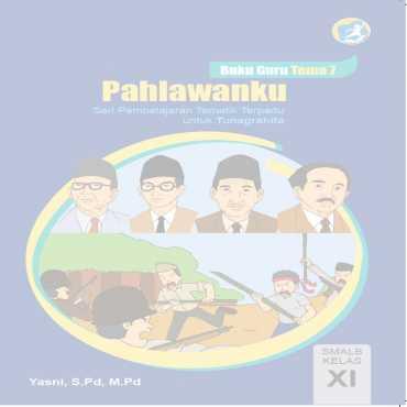 Buku Guru Tema 7 Pahlawanku Tunagrahita Yasni