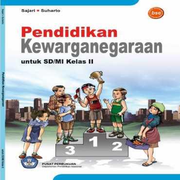 Pendidikan Kewarganegaraan Kelas 2 Sajari Suharto 2008