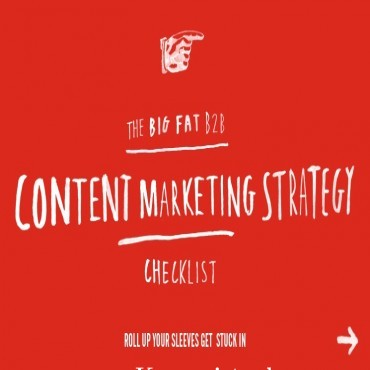 The Content Marketing Strategy Checklist