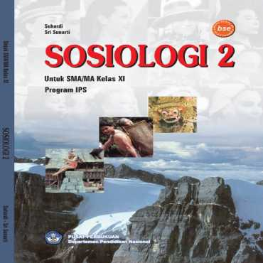 Sosiologi 2 Kelas 11 Suhardi Sri Sunarti 2009