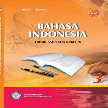 Berbahasa Indonesia Kelas 9 Wahono Abdul Hanif 2010