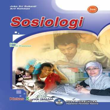 Sosiologi Kelas10 Joko Sri Sukardi Arif Rohman 2009
