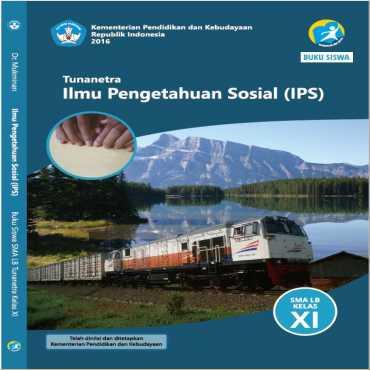 Buku Siswa IPS Tunanetra Mukminan