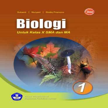 Biologi Kelas 10 Subardi Nuryani Shidiq Pramono 2009