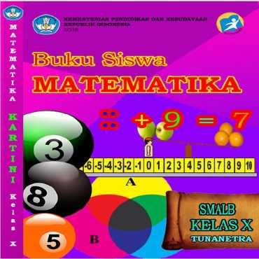 Buku Siswa Matematika Tunanetra Kartini