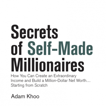 Secret of Self Made Millionaires