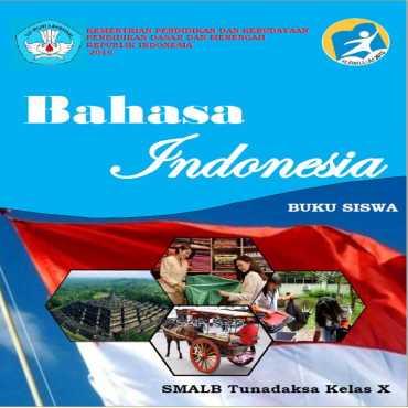 Buku Siswa Bahasa Indonesia Tunadaksa Made Murdani