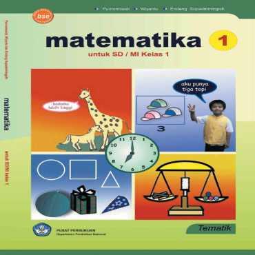 Matematika 1 Kelas 1 Purnomosidi Wiyanto Endang 2008